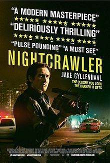 an examination of the sociopath lou bloom in the 2014 film nightcrawler Dave's movie reviews friday, november 28, 2014  as one of the finer films from 2014, nightcrawler offers a dark and clever examination into the mind of a sociopath .