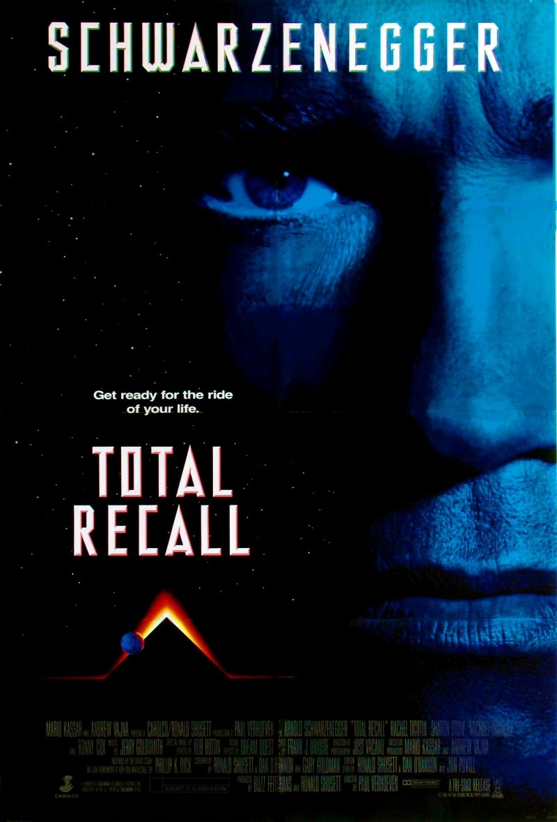 [Happy 25th Birthday!] Total Recall (1990) – AlmightyGoatman