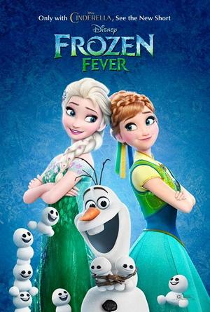 Short Film Sunday Frozen Fever 2015 Goat Film Reviews