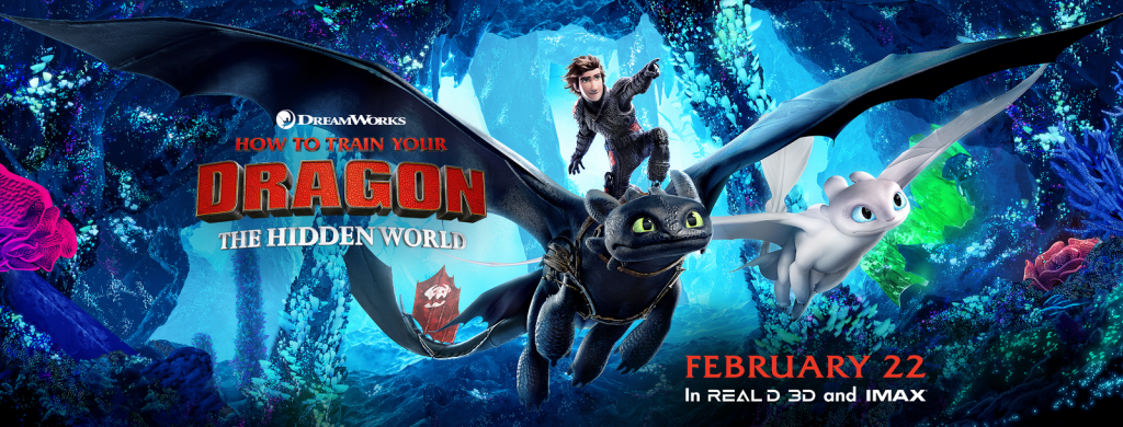 How To Train Your Dragon The Hidden World 2019 Goat Film Reviews